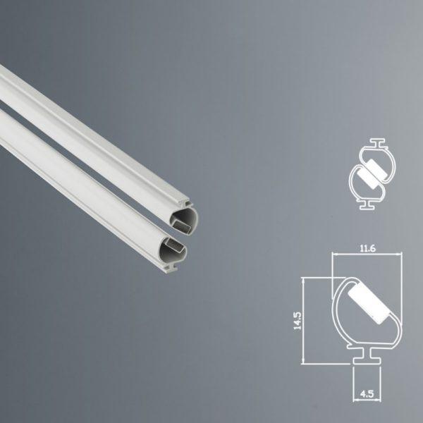 guarnizione magnetica ec-mag-3322